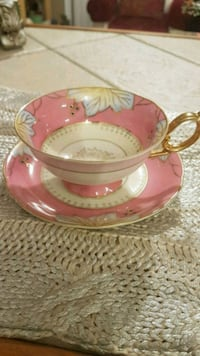 "Antique ""Stafford"" Japan tea cup/saucer Barrie, L4N 6C3"