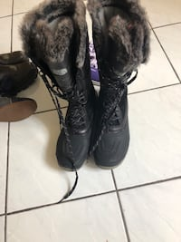 North face snow boots size 8. Used only once Brampton, L6R 1J2