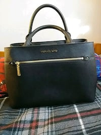 women's black leather 2-way bag Manassas, 20110