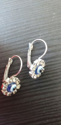 Belated Silver Earrings North York, M2J 5A7
