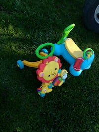 toddler's multicolored ride-on toy Jennings, 70546