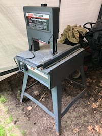 Gray and black craftsman table saw Jobstown, 08041