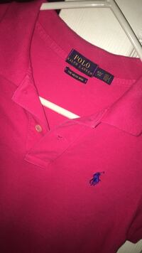 Brand new pink xs polo dress Milton, L9T