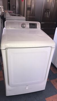 white Samsung front-load clothes washer Mission Viejo, 92692