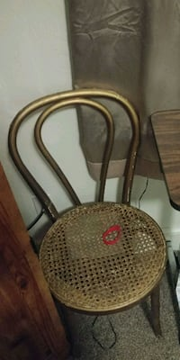 Pair of decoration chairs