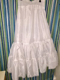 women's white long-sleeved dress Temple Hills, 20748