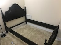 Full size bed frame  Fairfax, 22030