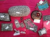 Complete zebra room decorations all in one bundle East Peoria, 61611