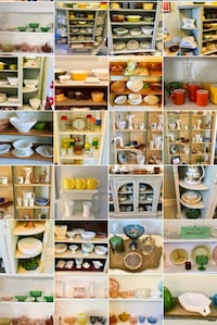 Pyrex and vintage glass collection Rockville, 20855
