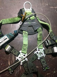 2 climbing safety harnesses w/shock absorber Parkville, 21234