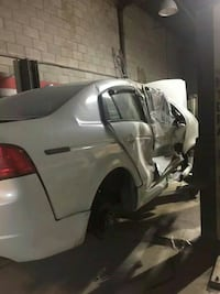 Acura - TL types 2008 for part