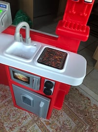 Food truck toy