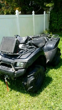 07 Kawasaki Brute Force 650 atv Port Orange, 32129