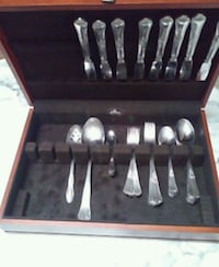 SILVERWARE. PLACE SETTING FOR 8, NEW!! Tampa, 33618