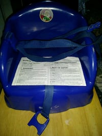 Booster seat with instructions Gatineau, J8P 3V6