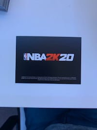 NBA 2K20 in-game currency & 5-game MyPLAYER skills boost