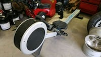 white and black elliptical trainer Winnipeg, R2R 0X4