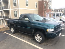 1997 Dodge Ram Pickup 1500 4X4 REGULAR CAB SWB automatic brought a new truck