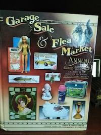 Garage sales and flea market annual has everything