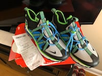 NEW MENS NIKE BOWFIN 270 SIZE 10 BLUE Essex, 21221