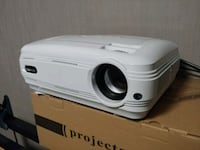 "Alfawise X 720p projector ""read description"""
