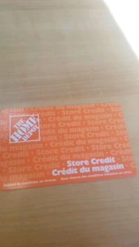 $266 home depot gift card. Vancouver, V6A