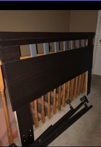 Headboard with bed box Mississauga, L4W