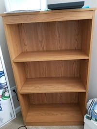 Like new book shelf. In GREAT condition.  Greenville