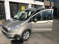 2015 Ford Tourneo Courier Journey 1.6 L TDCI 95PS TREND Yenimahalle