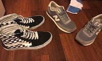 Skate Highs and New Balance 501's League City, 77539