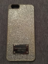 Michael Kors iPhone 6/6S deksel