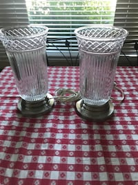 Crystal Hurricane lamp North Fort Myers, 33917