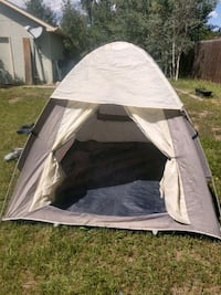 Tent and twin air mattress Monument, 80132