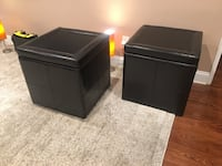 End table storage cubes New York, 11414