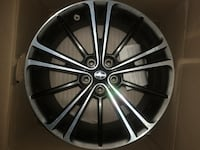 Scion FRS OEM Wheels 17x7 offset48mm 5x100 140$ for set Wyncote, 19095