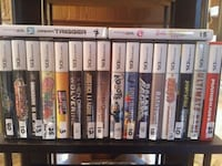 assorted Nintendo DS and 3DS games  Vaughan, L4L