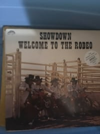 Showdown welcome to the rodeo