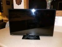 black flat screen TV with remote Melbourne, 32904