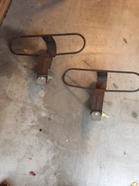 MOTORCYCLE BUMPER RACKS