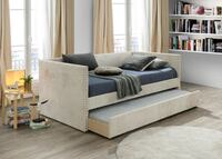 Giovanni Blue Daybed with Trundle  Houston, 77080