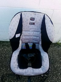 Britax carseat, used once Killeen, 76543