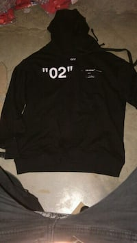 Off white hoody sizes large and XL Toronto