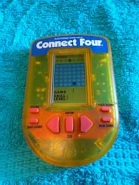 Electronic handheld Connect Four Game Louisville, 40229
