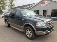 2005 Ford F-150 CREW CAB PICKUP 4-DR Brookings, 57006