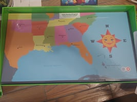 New Leap Frog Tag interactive US map