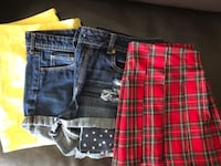 4 shorts  all together .Size M- L Burnaby, V5H 1Z9