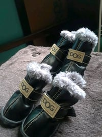 DOG boots size XS waterproof Toronto, M2N 5Y8