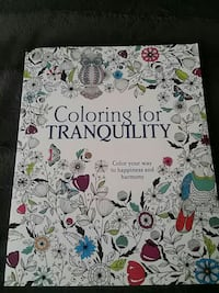 Thick brand new Adult coloring book Winnipeg, R2W 1A1