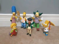 Simpsons Figures Vaughan