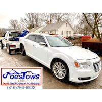 Tow Truck Service Joe's Tows Towing & Lockout